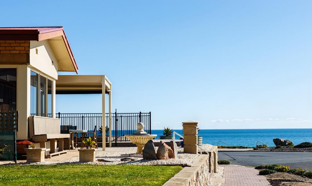 Vakantiehuis aan zee